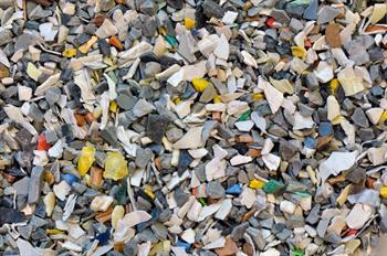 afval recylcling kunststof