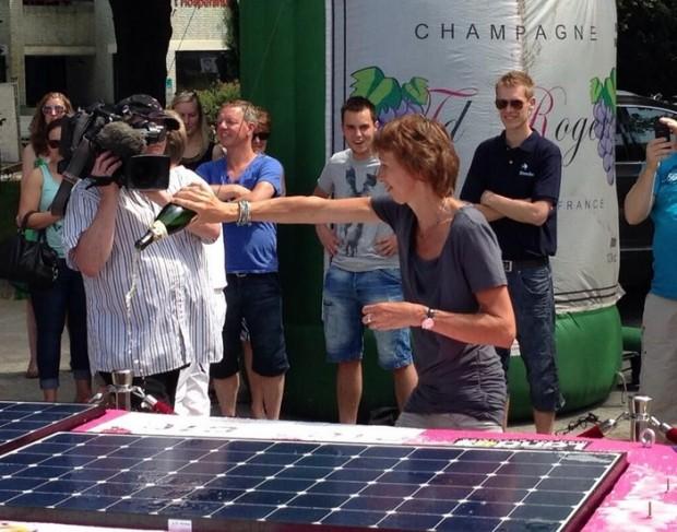 doop solarboot