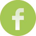 logo facebook groen