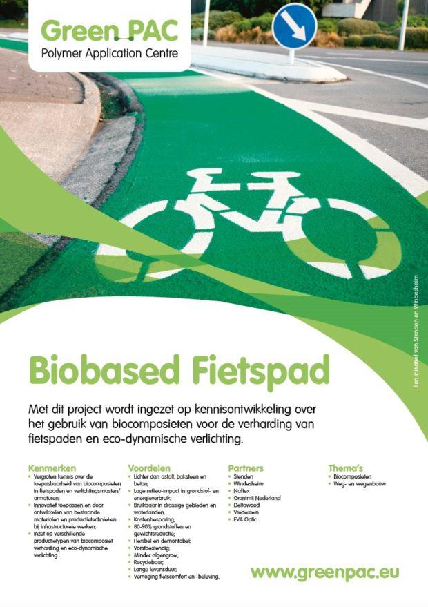 Bioabsed fietspad