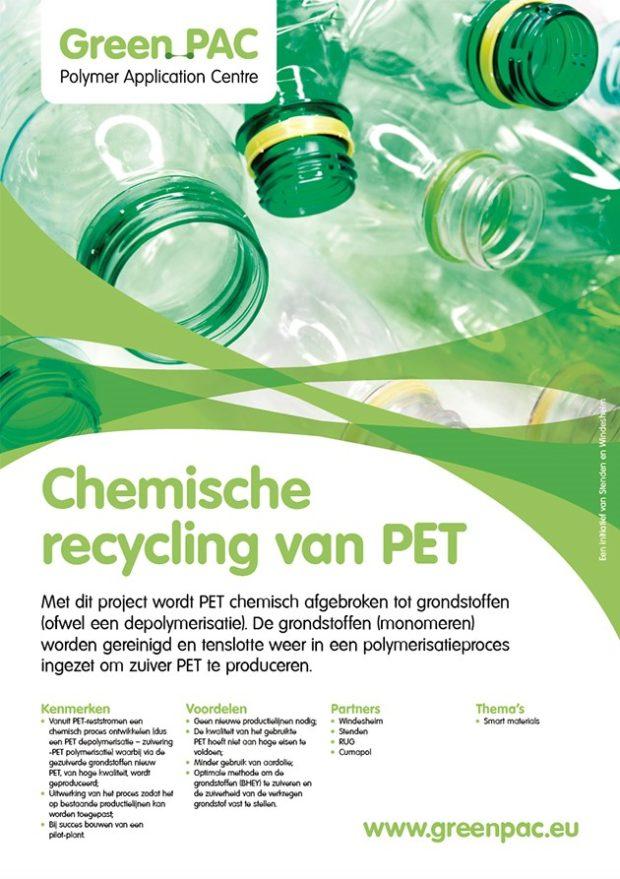 recycling van PET
