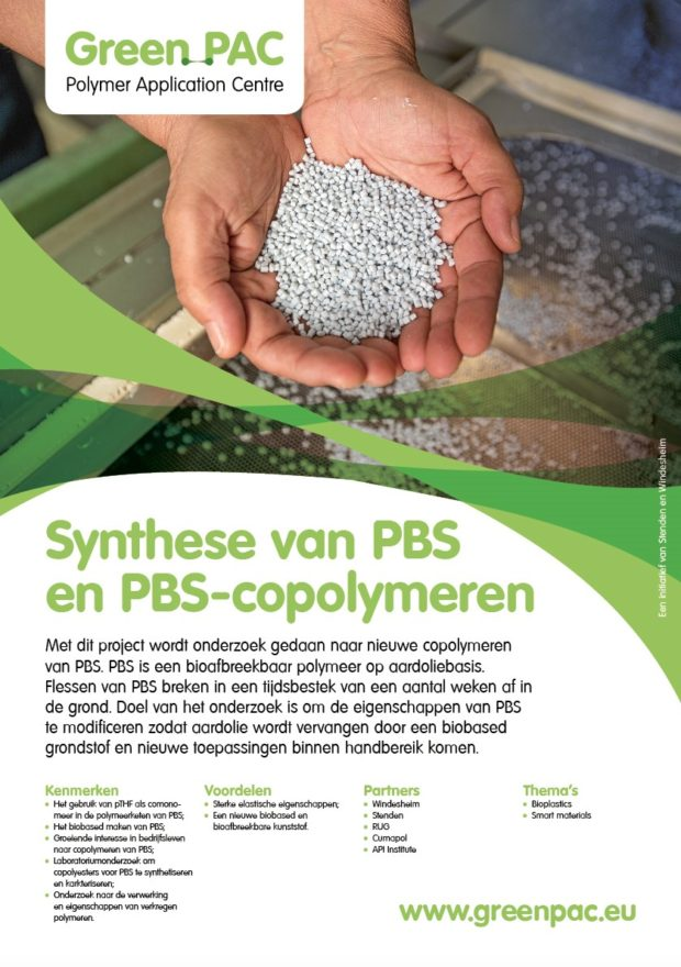 synthese van PBS